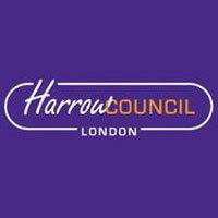 Harrow Council FB logo